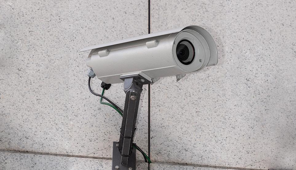 système de sécurité par video surveillance