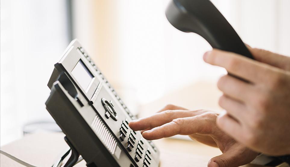 Prestation de téléphonie d'entreprise