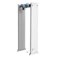 portique détecteur de métaux + mesure de température corporelle